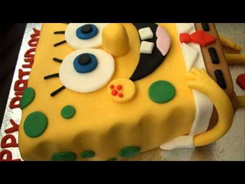 Spongebob Cakes Youtube