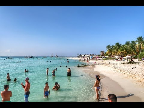 How To Have The Perfect Day At Playa Norte On Isla