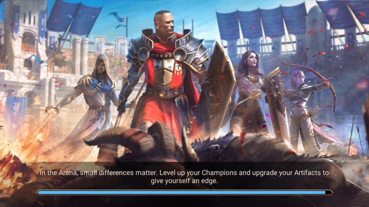 Download Raid Shadow Legends Latest Mod APK & Mod IPA v1 9 0