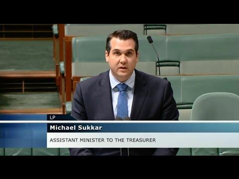 Second Reading: Treasury Laws Amendment 2017 Enterprise Incentives No .1 Bill 2017