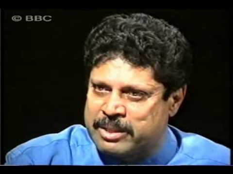 Interview with Kapil Dev about match fixing