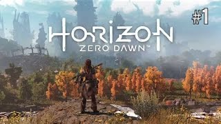 Twitch Livestream | Horizon: Zero Dawn Part 1 [Standard PS4]