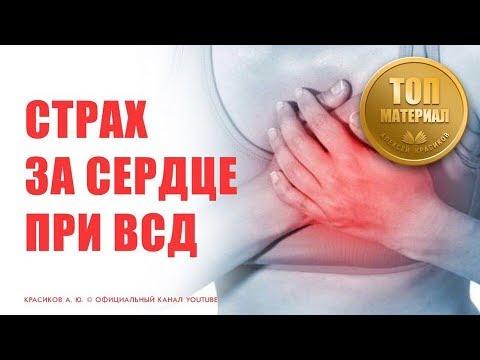 СЕРДЦЕ/ кардиофобия/экстрасистолия