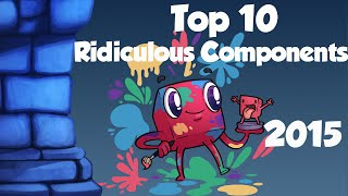 Top 10 Ridiculous Components in Games