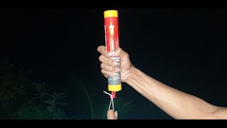 NSD_Vlogs Test pháo sáng ( pháo sáng sân hàng đẩy ) / test flares