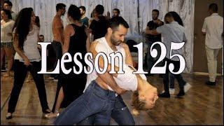 Tzvika and Liron Bachata Master Lesson 125