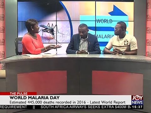 World Malaria Day - The Pulse on JoyNews (25-4-18)