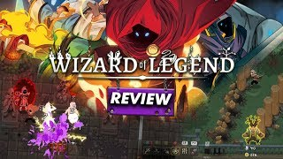 Wizard of Legend: REVIEW (The Combo Mage)