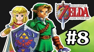 Master of Archery | Let's Play The Legend of Zelda A Link to the Past (Part 8)
