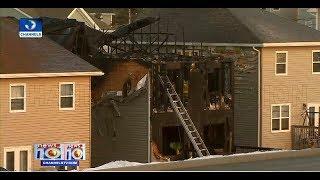 Halifax Fire Kills Seven Children Of The Same Family Pt.4 20/02/19 |News@10|
