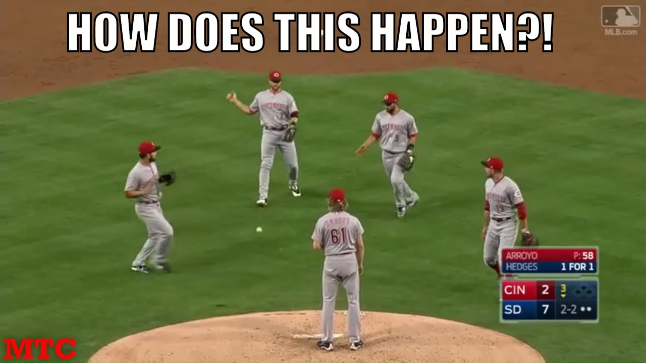 MLB Low IQ Plays: Not Calling The Ball