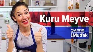 Kuru Meyvenin 3 Hali - Profilo Kurumax ile Pişiriyoruz | İki Anne Bir Mutfak