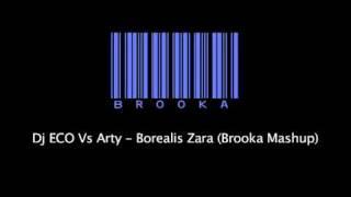 Dj ECO Vs Arty - Borealis Zara (Brooka Mashup)