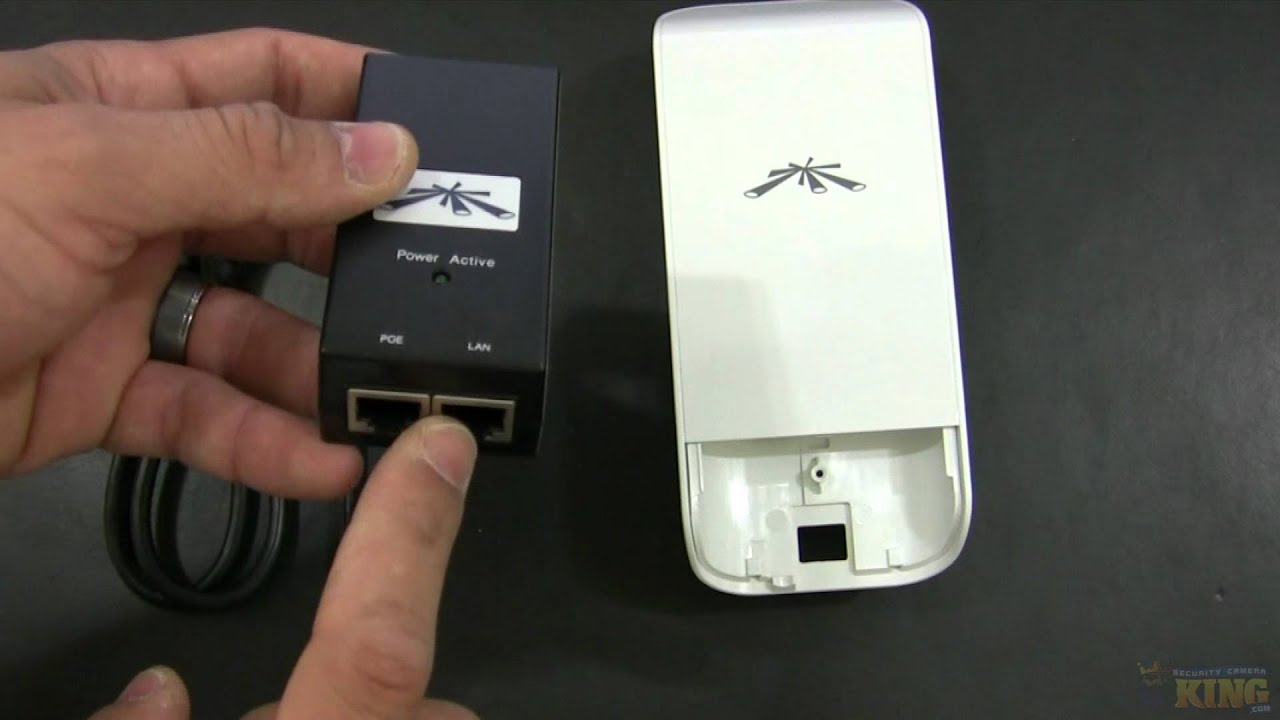 Indoor Outdoor Wireless Access Point Bridge For Ip Cameras