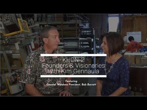 Coastal Windows - Hawaii's Window and Door Manufacturer since 1990