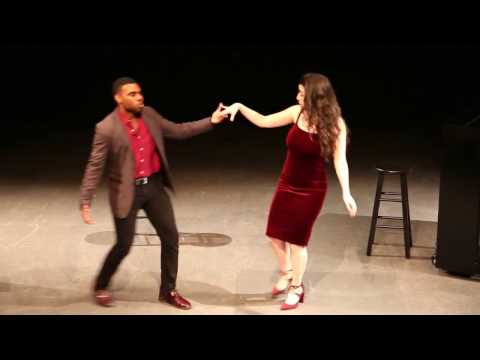 I Don't Need Anything But You - Isabel Stein and Justin Showell - University of Michigan