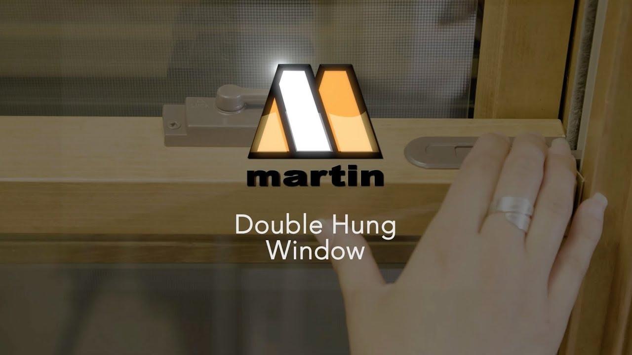 Double Hung Window Martin Windows And Doors