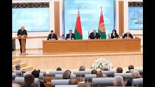 Масштабное совещание по АПК прошло во Дворце Независимости. Панорама