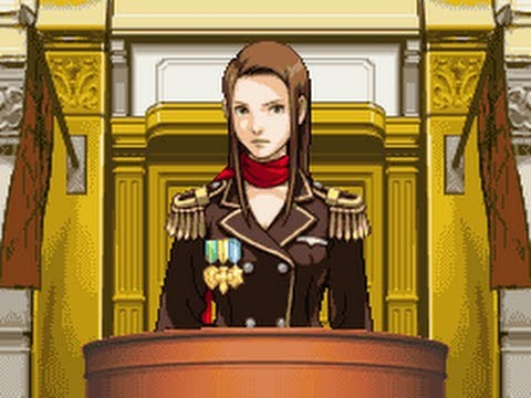 Phoenix Wright: Ace Attorney #32 - Rise from the Ashes ~ Final Day, Trial Latter #2 (1/2)