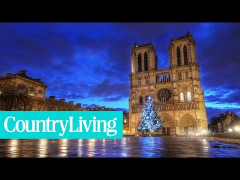 Proof That Paris is Breathtaking During Christmas | Country Living