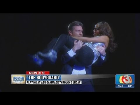 'The Bodyguard, The Musical' opens to sold out Tempe crowd