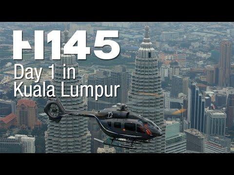 EC145 T2 - Day 1 in Kuala Lumpur