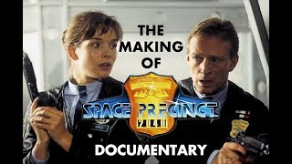 The Making Of Gerry Anderson's Space Precinct (Documentary)