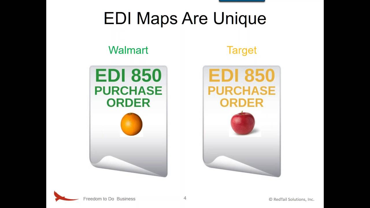 What EDI Document Mapping Is All About YouTube - Edi mapping