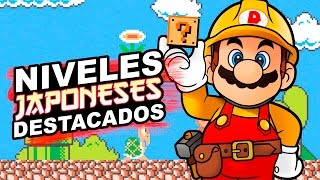 Dragon Quest y Demas Niveles Raros del Japon Super Mario Maker