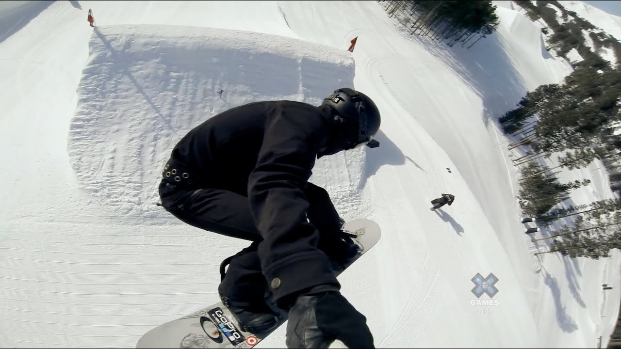 "GoPro: Shaun White's ""You Wrote the Song"" - Triple Cork #1"