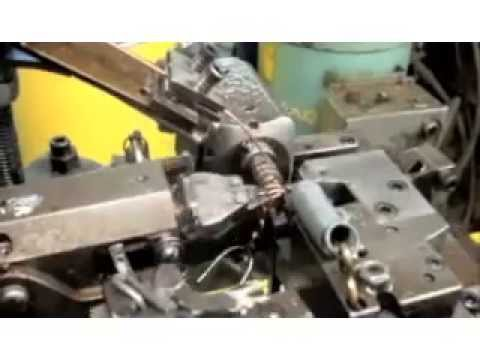 Jewelry Chain Manufacturing Machines in Action