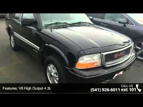2000 gmc jimmy or envoy mark thomas motors albany o