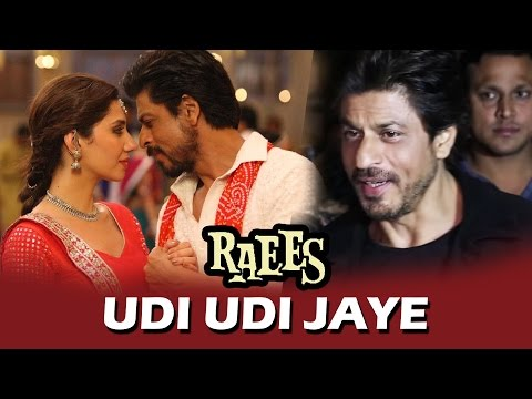 Shahrukh Khan OPENS On Udi Udi Jaye Garba Song | RAEES