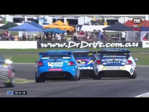 2015 Dunlop Series - Round 3: Winton - Race 3