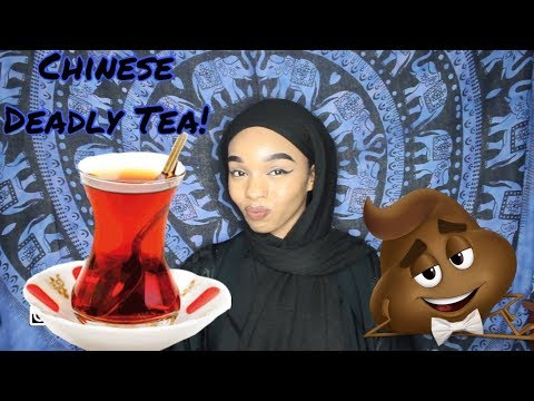 STORY TIME- DIET TEA GONE WRONG! ENDED UP IN HOSPITAL!