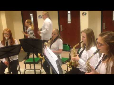Mount Savage Middle School Band