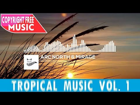 Stock Music For YouTube Compilation - Best Royalty Free Tropical Vacation Music No Copyright - Vol 1