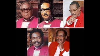 Gambar cover The Five Presiding Bishops of the Church Of God In Christ