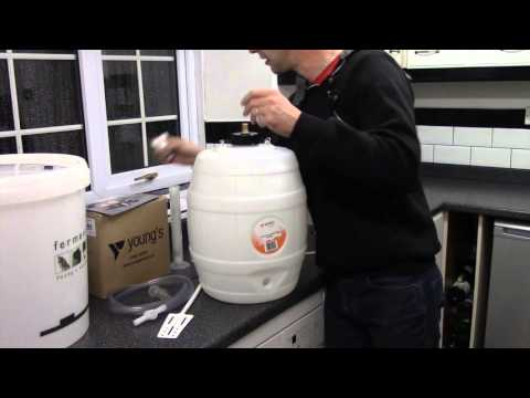 Micro Brewery Home Brew Beer Starter Kit At Brewbitz Homebrew Shop