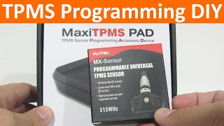 Replacement TPMS Sensors for Cheap!