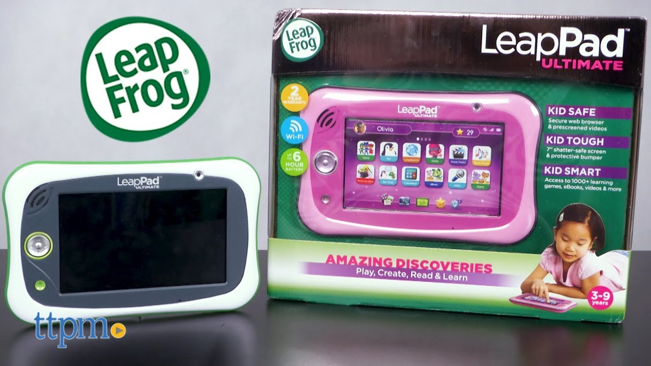 LeapPad Ultimate from LeapFrog