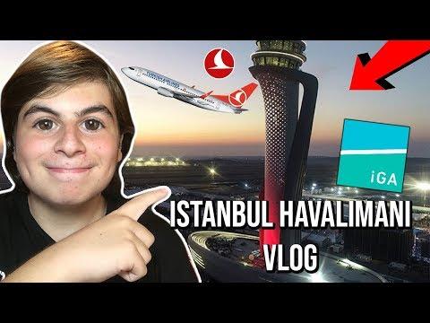 DÜNYANIN EN BÜYÜK HAVALİMANI I İstanbul Havalimanı