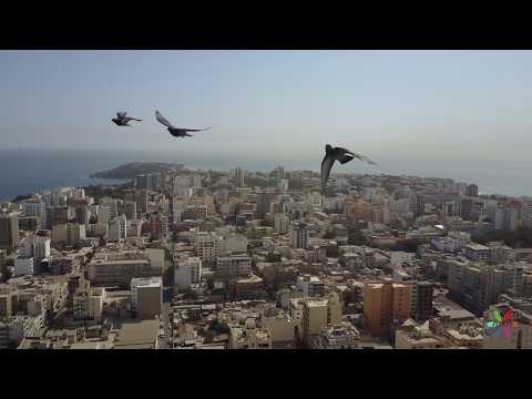 Dakar by air