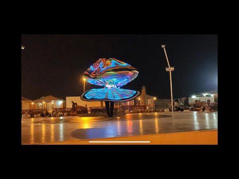 Dubai Desert Safari Traditional Light Dance , Dubai Desert Safari , UAE #dubai #desert #safari
