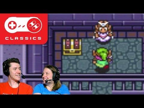 SNES Classics #6 - Zelda: A Link to the Past