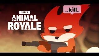 [LIVE] 【動物バトロア】食物連鎖の頂点に立て!!Super Animal Royale【環右金】