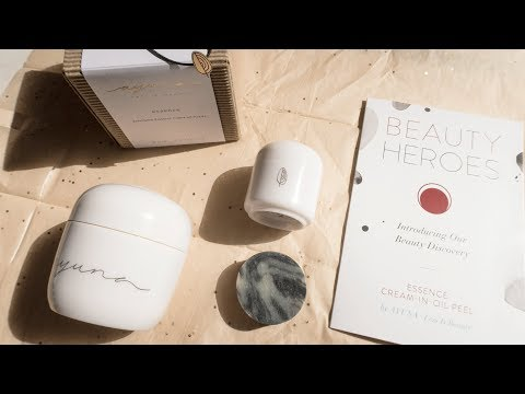 Beauty Heroes: Ayuna - Less Is Beauty: Essence Treatment Mask Demo and Review
