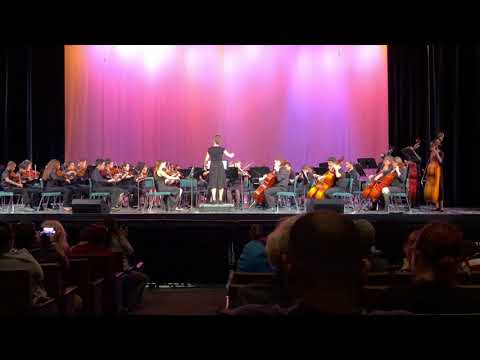 All County String Along 2018 St Cloud Middle School