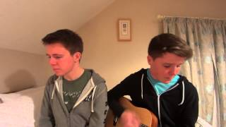 """Amnesia"" by 5 Seconds Of Summer - Duet Cover By David & Padraig"
