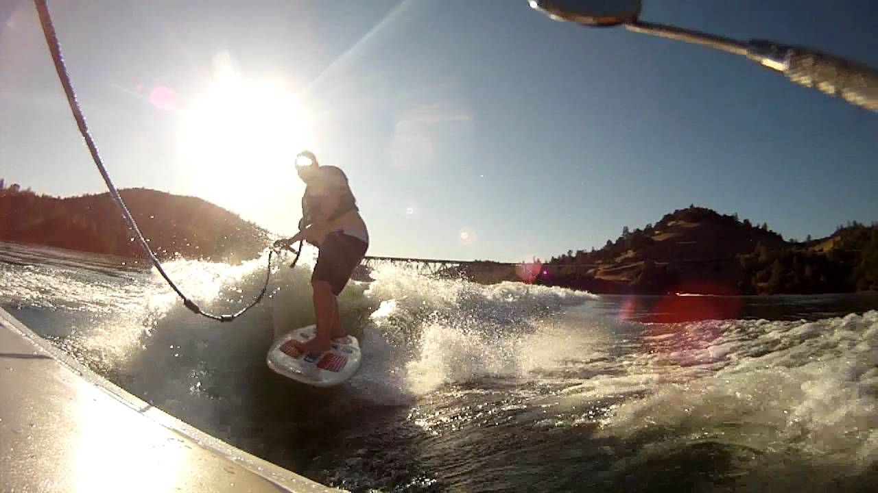 hight resolution of wakesurf video blog new improved tige 24ve